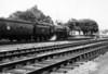 70005 John Milton leaving Presttyn on the Holyhead line 22nd June 1964