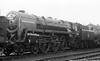 70004 William Shakespeare Cardiff Canton 22nd October 1956