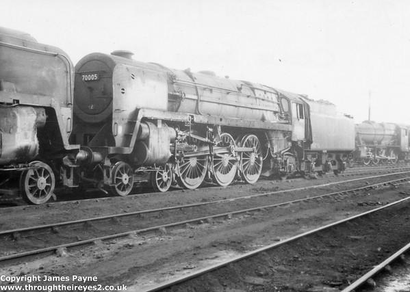 70005 John Milton Crewe South 5b 1966