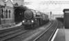 70008 Black Prince Stratford 2nd July 1955