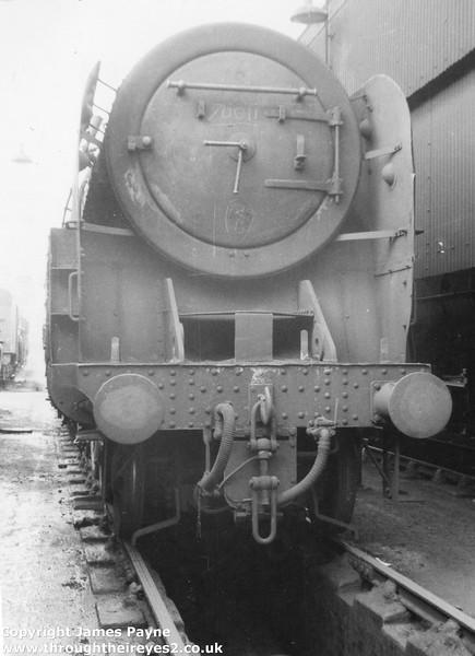 70011 Hotspur Crewe south 8b 1966