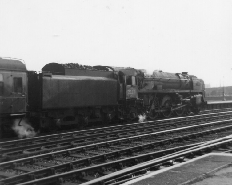 70011 Hotspur Selby 2nd October 1961