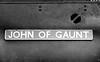 70012 John O' Gaunt nameplate