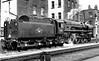 70013 Oliver Cromwell Derby 9th June 1968 B R  (L M R ) Midland Line Centenary Special Railtour