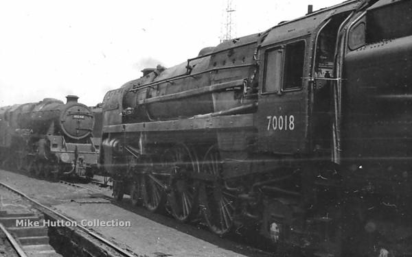 70018 Flying Dutchman Crewe North Britannia 4-6-2