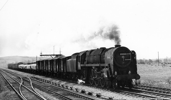 70022 Tornado Burton and Holme 29th June 1966
