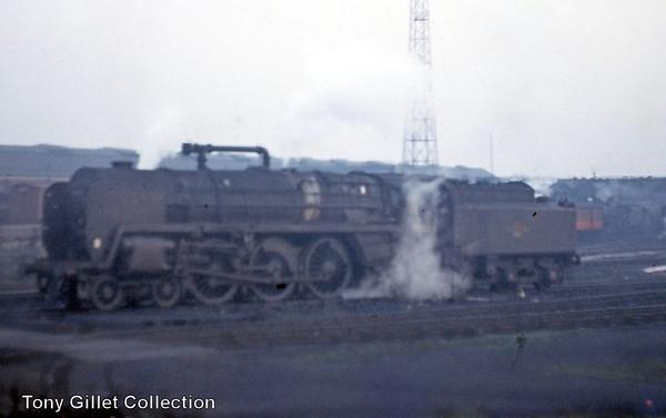 70022 Tornado 231065 1630 Crewe South 5B (2)