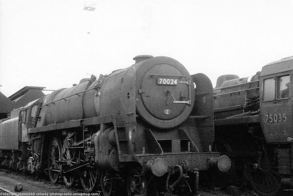 70024 Vulcan Crewe