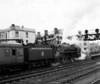 70021 Morning Star at Cardiff 7th July 1957