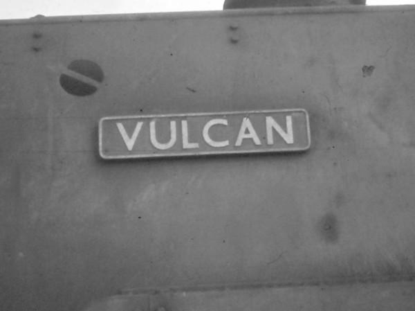 70024 Vulcan NP 160562 1210 Lostock Hall 24C MPD