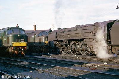 BR Standard Class 7 Britannias (70000-70054)