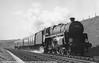 73065 near Bincombe Tunnel 13-3-1967