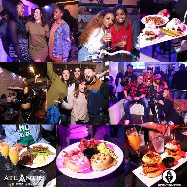 BRUNCH ATL @ ATLANTIS 12-8-18