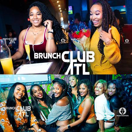 BRUNCH CLUB ATL 10.13.19