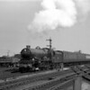 6015 King Richard III heads the 2.40pm ex-Paddington past Reading West Main junction in a photograph dated to c.1957.