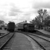 A general view of Lambourn station taken in 1957.