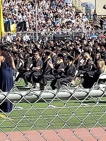 BRYCE'S GRADUATION FROM CAPISTRANO HIGH SCHOOL