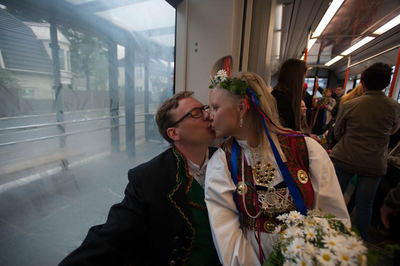 Eirik og Solfrid