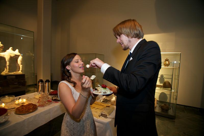 Gisle og Lauras bryllup
