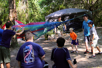 BSA Canoe Outpost 2014