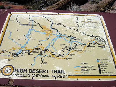3/10/2002 - High Adventure Hike (Vincent Gap)