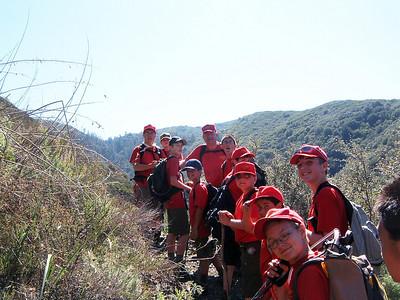 3/13/2004 - Training Day Hike @ Trabuco Trail