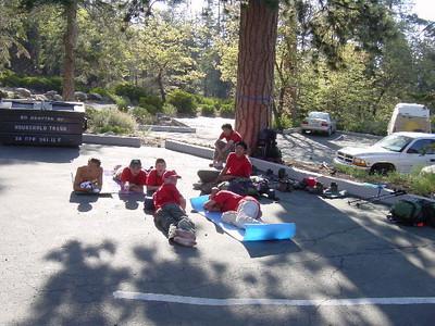 5/28/2004 - Slide Show: San Gorgonio 9 Peaks Hike