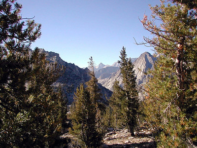 8/5/2004 - Trans Sierra : West to East Team (Road End to Onion Valley)