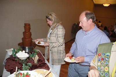 1/26/2007 - Saddleback District Dinner