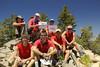 10,624-ft San Bernardino Peak<br /> Photo by Mr. Lowe