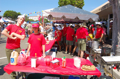8/11/2007 - San Clemente Fundraising Event