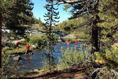 8/14/2007 - Tran Sierra Hike B Team Pictures