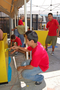 6/1/2008 Final Workday at Capo Swimming Pool Deck