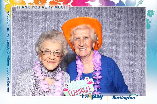 Burlington Senior's Centre Volunteer Appreciation 2018