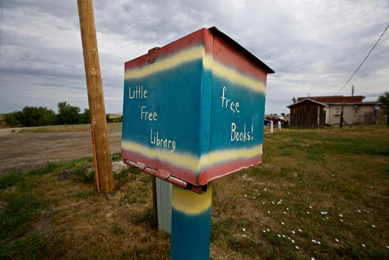Reservation Blues. Lame Deer, Montana