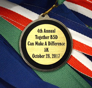 BSD Make a Difference 5K - 2017 Pre and Post Photos