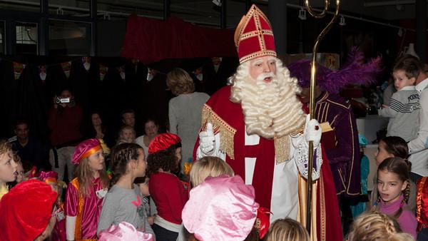 Sinterklaas 2012 BSH