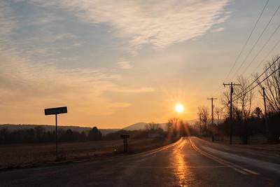 Route 142, Vernon