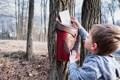Letter to Santa, Putney, VT