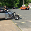 Joe driving Georges Dodge to VFW 5-28-16