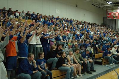 students fans