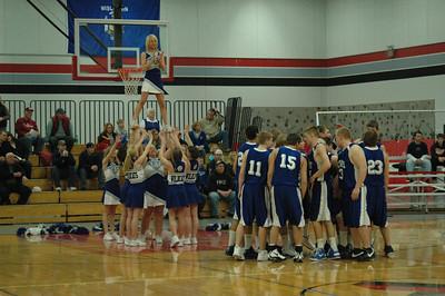 Team and Cheerleaders (2)