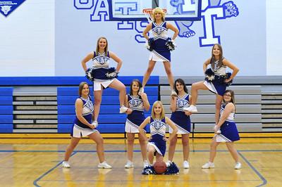 cheerleaders var