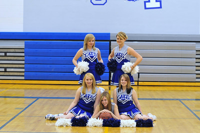 cheerlearders jv