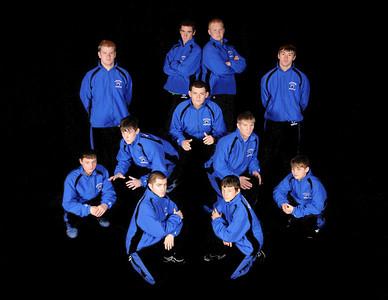 Team Pose 8x11