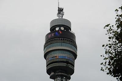 BT Tower 2015.