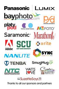 Sponsor Logos all