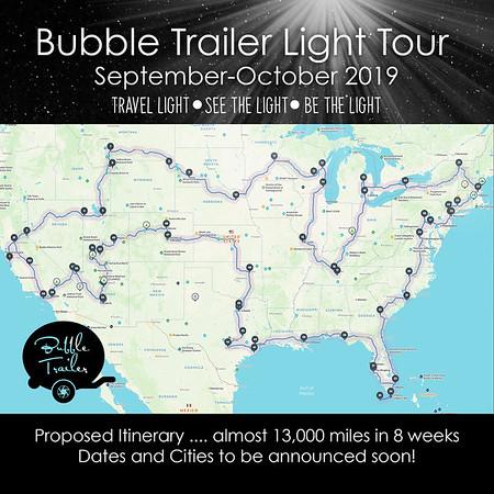 BT Light Tour Map SQ