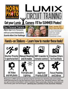 Lumix Circuit Training AD