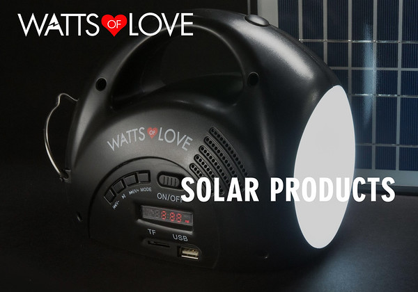 WATTs of LOVE product